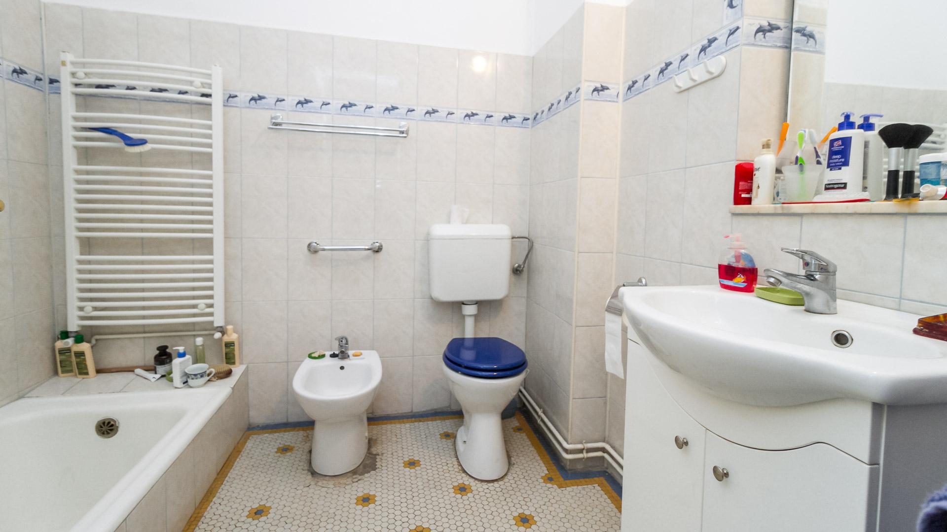 baie-cada-apartament-4-camere-parter-vila-interbelica-Parc-Carol