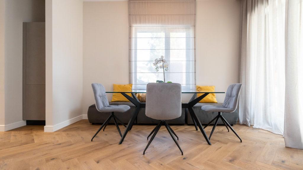 Northville-Baneasa-vila-showroom-dining-room