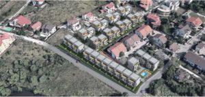 planul-ansamblului-de-vile-lux-Northville-Baneasa