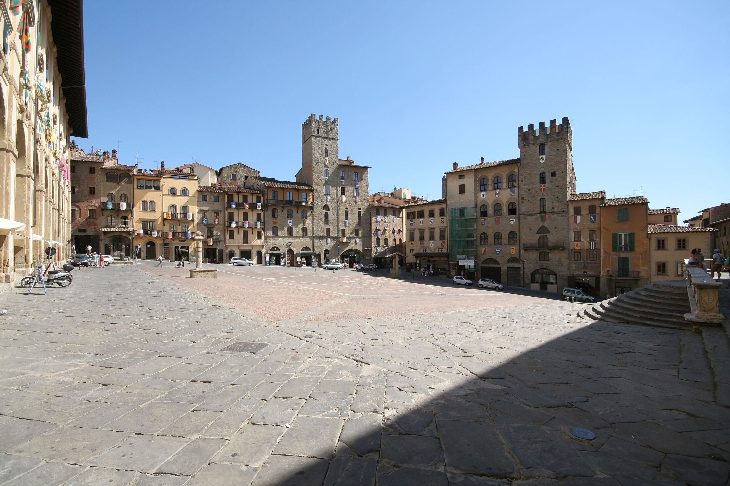 Arezzo_Piazza_Grande